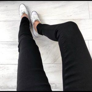 Reposh REAL black denim jeans